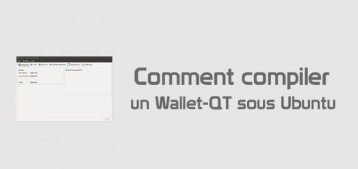 Banner Model - Compiler wallet-qt sous ubuntu